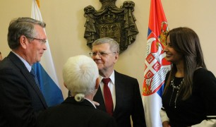 Excellent justice sector cooperation between Russia and Serbia